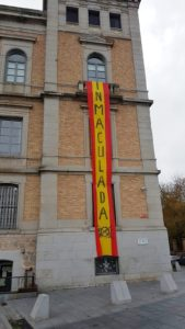 bandera España inmaculada