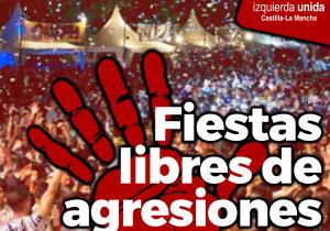 Fiestas libres de agresiones sexuales